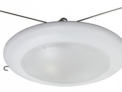 Dimmable Disk Light | Flush Mount or Recessed